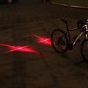 Buy Cycling Bike Lights / Front Light Rear Bar End lights LED Laser Alarm Multi-tool Warning Lumens Battery
