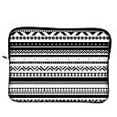 caja del ordenador portátil h625896 patrón bohemio raya de la vendimia huado® 10