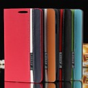 Assorted Color PU Leather Full Body Case with Stand and Card Slot for Sony Xperia Z3 mini (Assorted Colors)