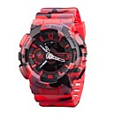 Buy Men's Sports Watches Fashion Outdoor LED Digital Quartz Multifunction Waterproof Military Watch (Assorted Colors) Wrist Cool Unique