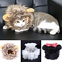 Cat Bandanas & Hats Black / White / Brown Winter Cosplay-Doglemi