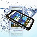 IP68 Waterproof Protective Plastic and Silicone Shell Case for Samsung Galaxy Note2/3/4  (Assorted Colors)