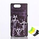 Buy Giraffe Pattern PC Hard Case Phone Holder Sony Xperia Z3 Compact/Z3 mini