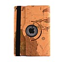 360 Degree Rotating Leather Case for iPad Air 2  (Assorted Colors)