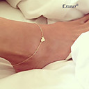 Eruner®Fashion LOVE Charm Chain Anklet Foot Bracelet Beach Sandal Barefoot Jewelry