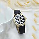 genève / vrouwen babyolifant recreatie quartz horloge stijl (verschillende kleuren)
