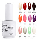Buy LIBEINE Soak 15 ML UV Gel Nail Polish Color Assorted Colors No.001-012