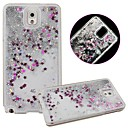 Buy Samsung Galaxy Note5 Case Dual Layer PC 3D Flowing Liquid Bling Glitter Stars Note4 Note3