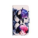 cool cat Muster PU-Lederetui mit Stativ für Samsung-Galaxie a3