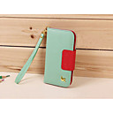 Buy Fly Bird PU Leather Case Apple IPhone 4S 5S 5C Luxury Card Holder Phone Bag Mirror Strap Cover iphone