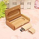Lovely Wood Model USB 2.0 Memory Flash Drive Pen DriveU Disk Thumb Drive 8GB