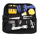 durável portátil 13 pcs pin kit ferramenta de reparo definir relógio relojoeiro removedor caso abridor ajustador