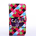 Buy Love Owl Pattern PU Leather Full Body Case Stand Multiple Samsung Galaxy S5Mini/S4Mini/S3Mini
