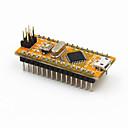 neue Nano v3.0 Modul ATmega328P-au verbesserte Version für Arduino - gelb