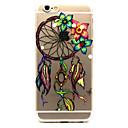 Buy Campanula Flowers Pattern TPU Cell Phone Soft Shell iPhone 6 Plus