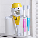 Automatic Toothpaste Dispenser With A Toothbrush Holder Couple Love Hercules Wash Suit