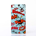 Buy Cool POW Pattern TPU Soft Case Sony Xperia M5