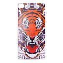 Fierce Tiger TPU Material Back Cover for Huawei P8