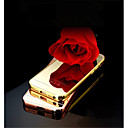 Buy Luxury Aluminum Metal Frame Case + Ultra Slim Acrylic Mirror Back Cover iPhone 5/5S