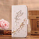 Buy Handmade Diamond Angel PU Leather Full Body Case Kickstand Samsung Galaxy S3/S4/S5/S5 miniS6/S6 Edge