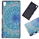 Buy Sony Case / Xperia Z5 Pattern Back Cover Mandala Hard PC Compact