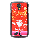 Buy Samsung Galaxy Case Pattern Back Cover Christmas PC S4