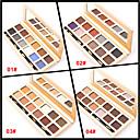 Buy 12 Colors Matte Eyeshadow Palette Naked Nude Eye Shadow Brush Matt Makeup Set(Assorted Color)