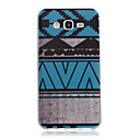 Buy Blue Stripes Pattern Transparent TPU Material Printing Phone Case Samsung Galaxy J1 Ace/J2/On5/On7