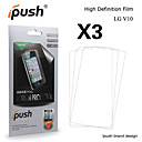 Buy Ipush High Transparency Matte LCD Screen Protector LG V10(3 Pieces)