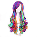 Buy Lolita Ombre Wig Pelucas Pelo Natural Synthetic Wigs Heat Resistant Perruque Anime Cosplay Curly Peruca