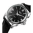 Buy Men's Fashion Water Proof Roman Number Quartz Watches Wrist Watch Cool Unique