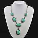 Buy Jewelry Pendant Necklaces / Vintage Party Daily Casual Sports Alloy Turquoise 1pc Women Wedding Gifts