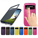 Screen Visible Minimalist Full Body Case for Samsung Galaxy S4 Mini I9190 (Assorted Colors)