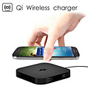 QI Wireless Charger Pad 2 USB Ports for Samsung /HTC/LG