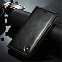 uma carteira de couro coldre de telefone celular para iphone6 / 6s
