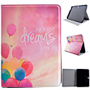 Buy Samsung Galaxy Case Stand / Flip Pattern Full Body Balloon PU Leather SamsungTab 4 10.1 Tab S2 9.7 8.0