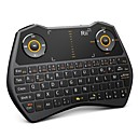 Buy Rii mini i28 2.4 GHz Wireless Air Mouse Voice Keyboard Laptop, PC, Smart TV (French)