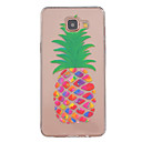 Pineapple Pattern TPU Relief Back Cover Case for Galaxy A3(2016)(Galaxy A3(2016)) / Galaxy A5(2016)(Galaxy A5(2016))