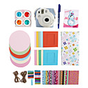 Buy Fujifilm Instax Mini 8 Instant Photo Polaroid Camera Accessory Kit Gift Set (Mini Film Bag Sticker Filter Album)