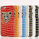 Buy Dragon Pattern Leopard Head Diamond Pu Plastic Hard Cover Case Back iPhone 6 Plus/iPhone 6S Plus