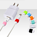 protector para el cable del iphone (1 PC color al azar)