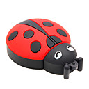 Buy ZPK15 8GB Beetle Coccinella Septempunctata Cartoon USB 2.0 Flash Memory Drive U Stick