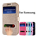 Buy Luxury View Window Ultra Flip Leather Case Galaxy note5 Slim Stand Holster Mobile Phone Cover n9200
