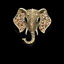 Fashion Vintage Elephant Brooch