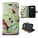 Buy Cartoon Square Candy PU Leather Flip Case Magnetic Snap Card Slot Samsung Galaxy A3(2016)/A5(2016)/A3/A5