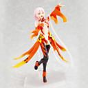 Buy Guilty Crown Inori Yuzuriha 14CM Anime Action Figures Model Toys Doll Toy