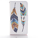 Buy Two Feathers Design PU Leather Full Body Cases Case Huawei P8 Lite