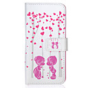 Buy Little Lover Pattern PU Leather Material Phone Case iPhone 6/6S/6Plus/6sPlus