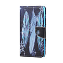Buy Huawei Case Wallet / Card Holder Stand Flip Full Body Feathers Hard PU Leather Honor 5X
