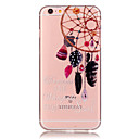 Buy iPhone 6 Case / Plus Transparent Pattern Back Cover Dream Catcher Soft TPUiPhone 6s Plus/6